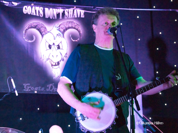 Pat Gallagher musician, Goats don't Shave