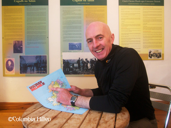 Seamus Doohan walking guide, walking Donegal