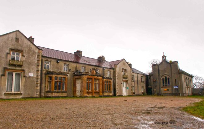 Ballyconnell House: Crumbling edifice to be turned into Catholic Church-run addiction clinic?