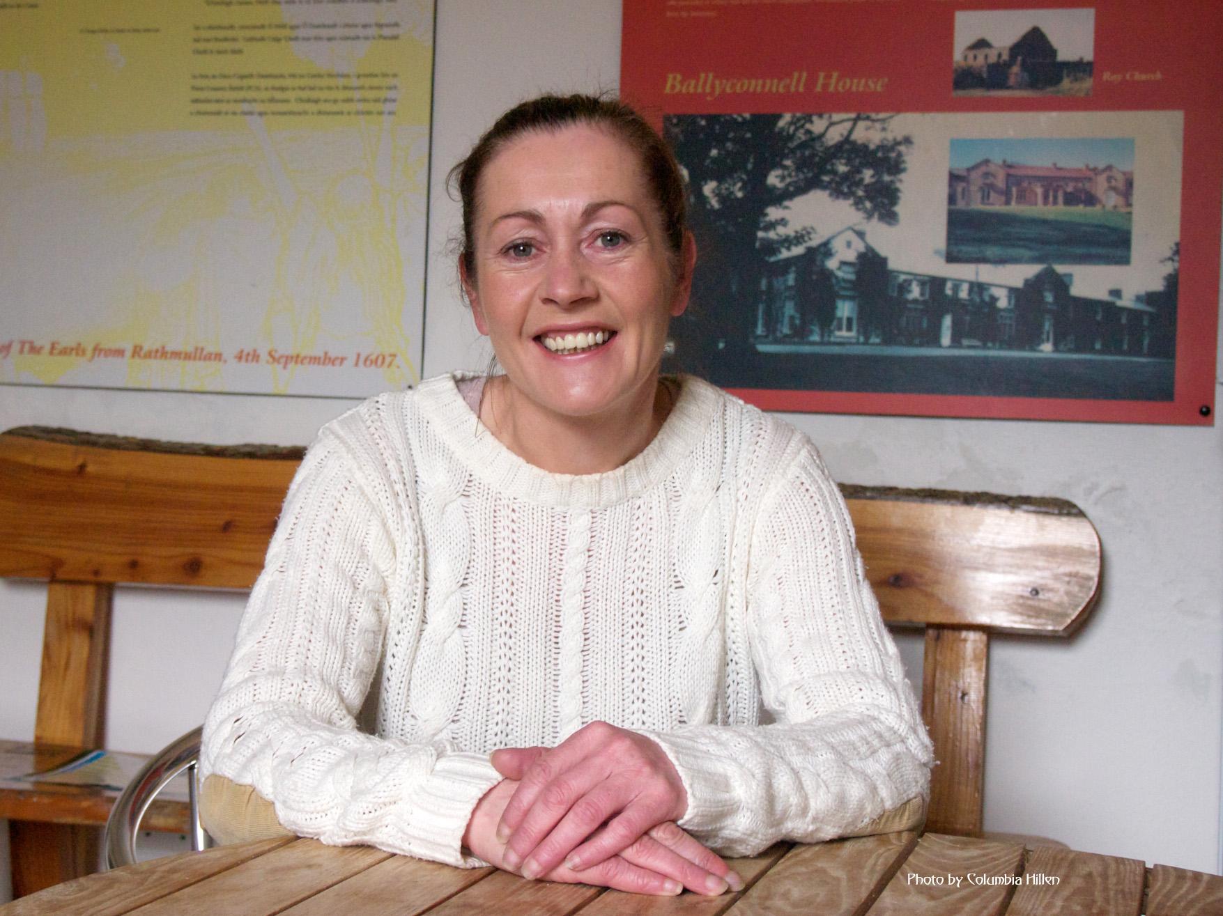 Kathleen Gallagher Falcarragh,