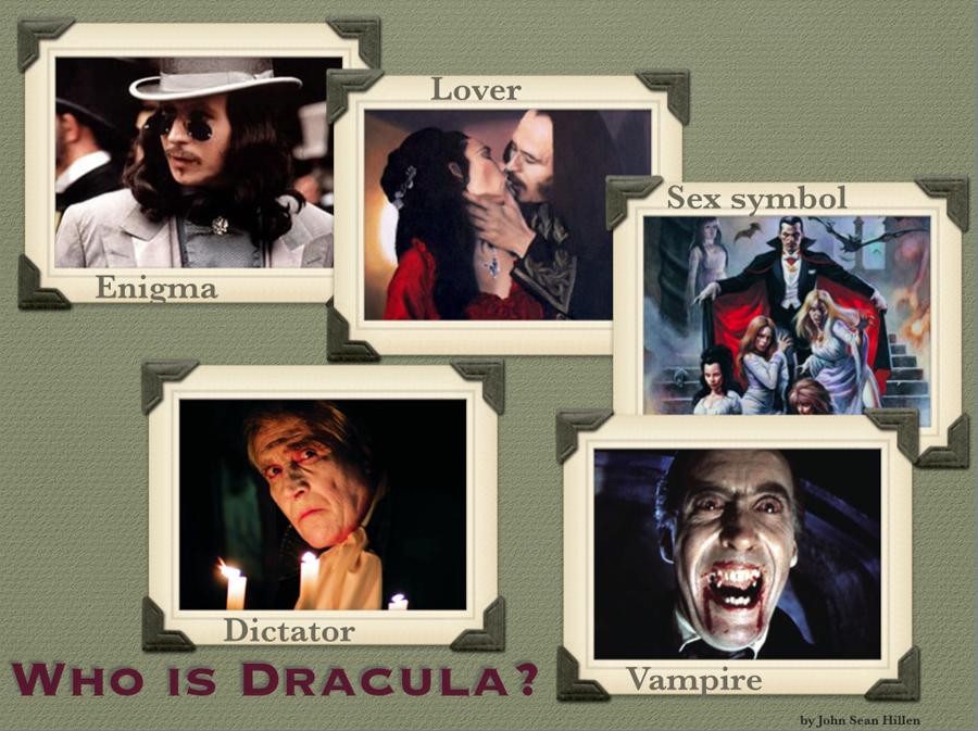 who is dracula