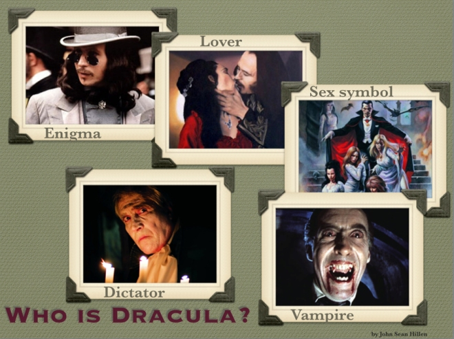 who is dracula