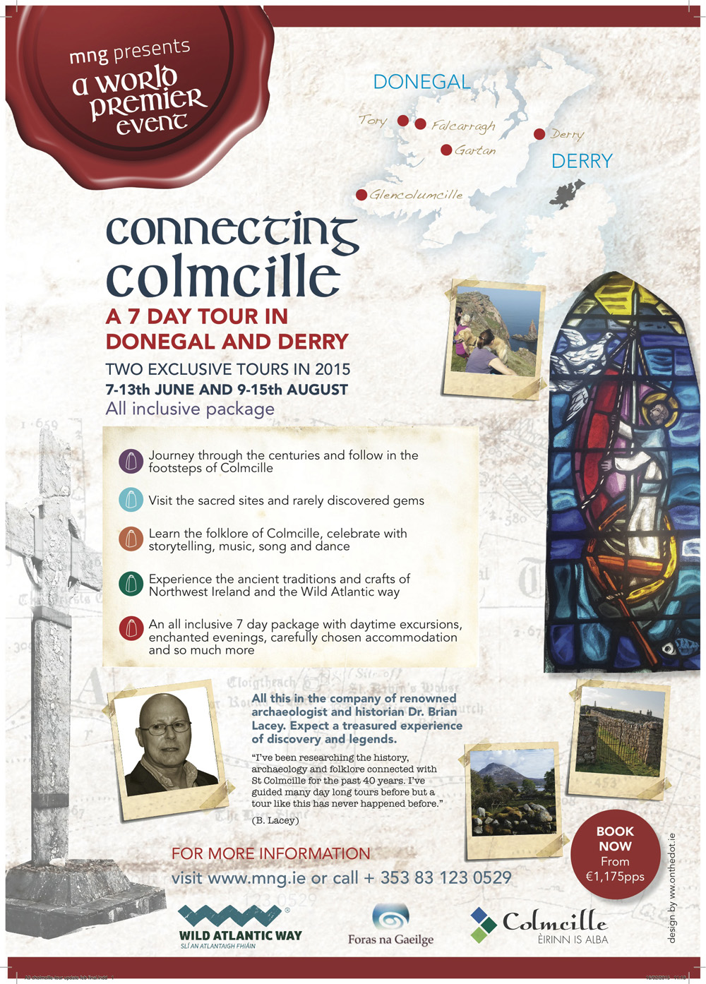 Connecting Colmcille 1