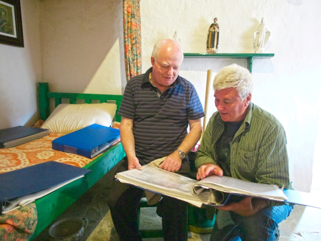 Toni McHugh, Sean Hillen, Donegal archives