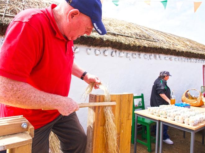 local crafts Donegal, Cnoc Fola festival