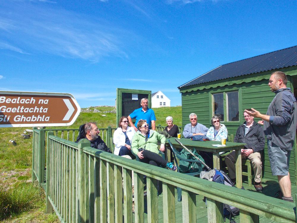 Ireland Writing Retreat, writing courses Donegal, Gola Island