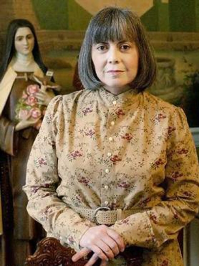 Anne Rice author, writer of Interview with a Vampire