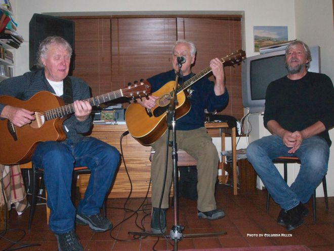 Buddy Mondlock, Benny Gallagher, Gallagher & Lyle, Ian Smith