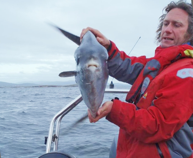 Fishing on Wild Atlantic Way, Gareth Doherty