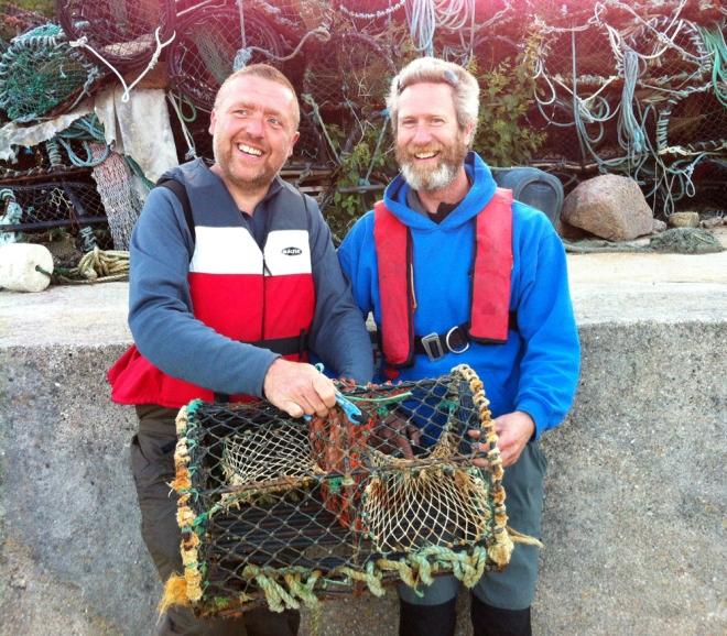 Pól Ó Muireasáin, Gareth Doherty, Selkie Sailing