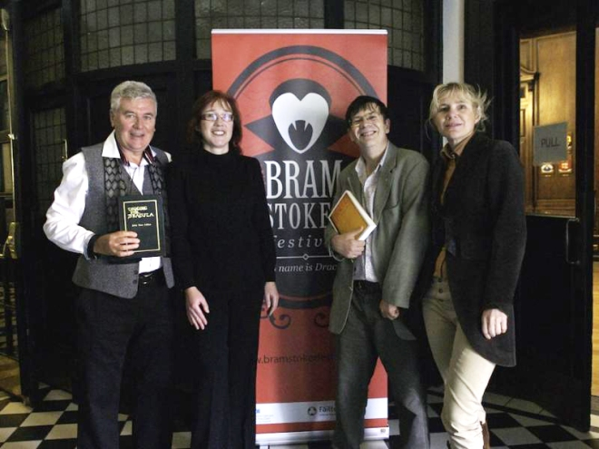 Sean Hillen Bram Stoker Festival, Digging for Dracula