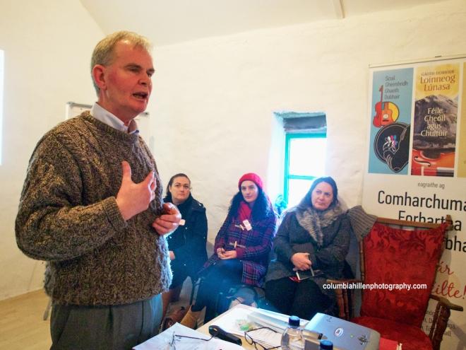 Finbarr Bradley author, University College Dublin