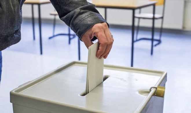 Irish elections 2016, voting in Ireland