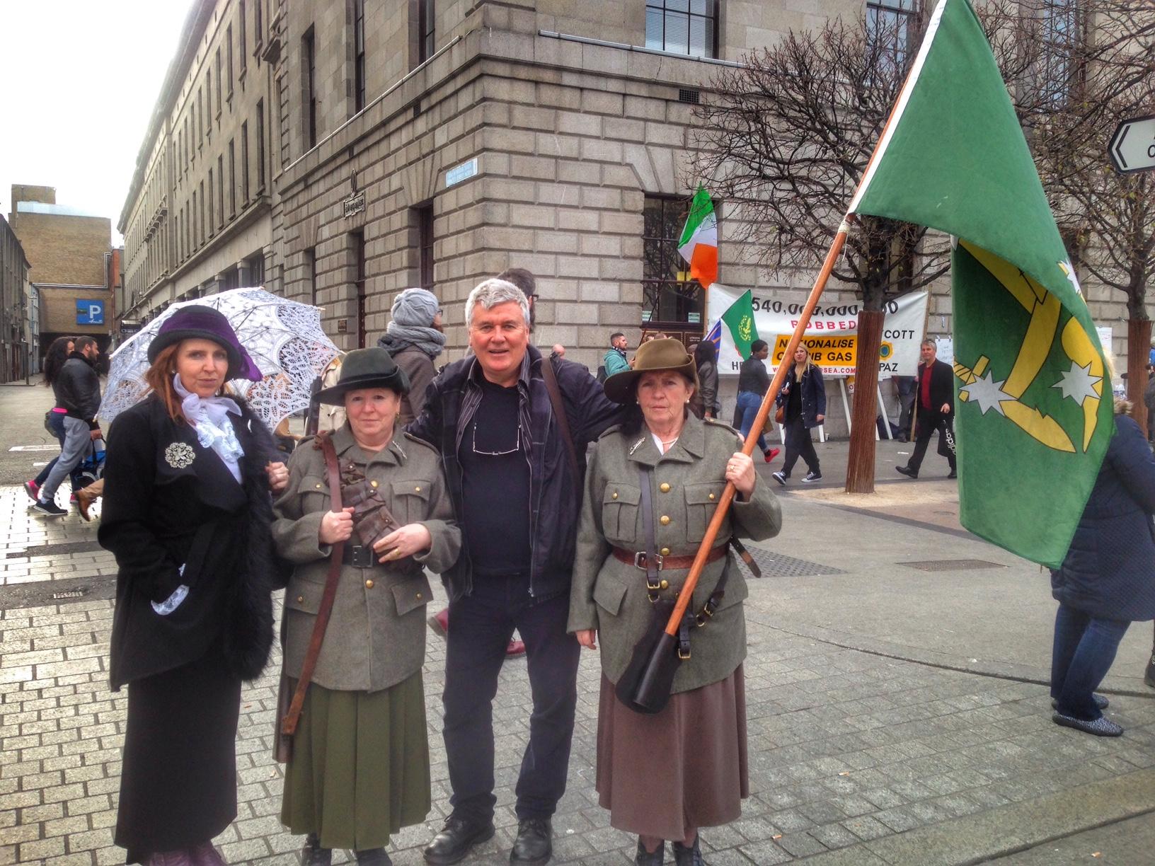 Easter Rising Celebrations Dublin,