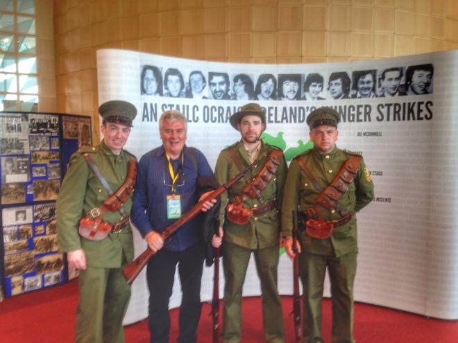 Sinn Fein Ard Fheis Dublin