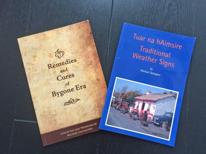 Remedies and Cures of Bygone Era, Donegal books