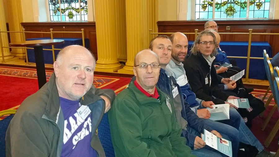 Sheds without Borders, Gaobh Dobhair Men's Shed