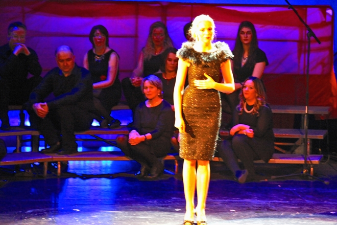 Eavan Hennessey Donegal, Donegal singers