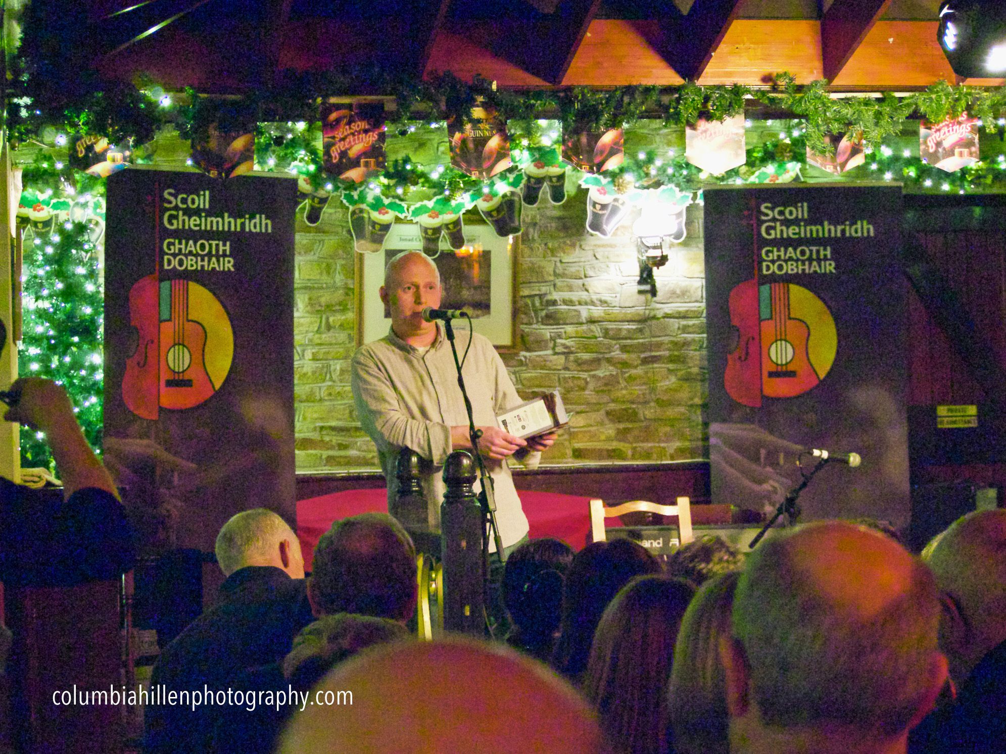 Scoil Gheimridh, Irish music festivals, live Irish music