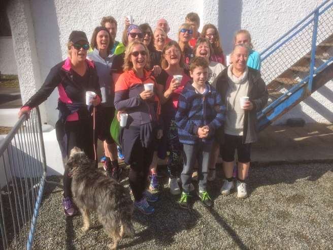 keeping healthy in Donegal
