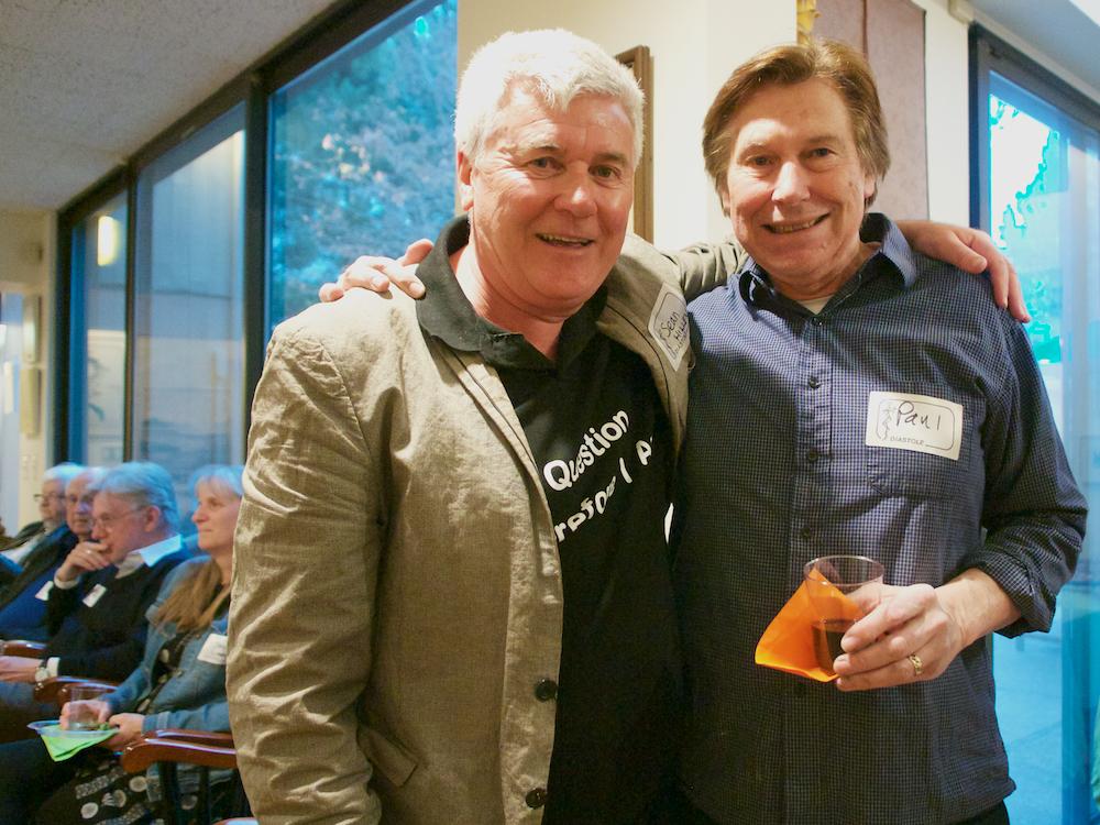 Sean Hillen and Paul Wensky