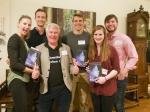 Sean Hillen author on book tour