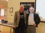Sean Hillen and Stephen Farnsworth at University of Mary Washington