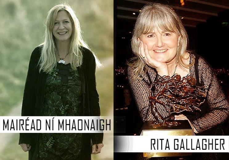 rita Gallagher, Mairead Ni Mhaonaigh