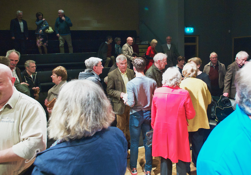 Seamus Heaney Homeplace events