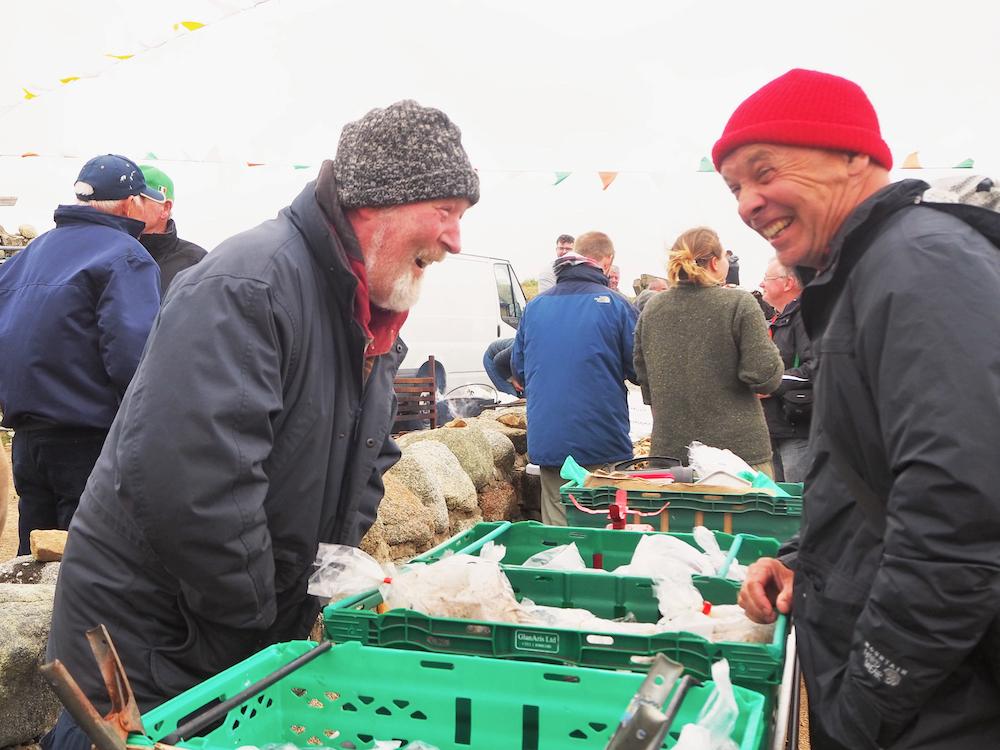 Proinsias Mhic Suibhne dancing, Pat McFadden farmer, gaeltacht festivals,
