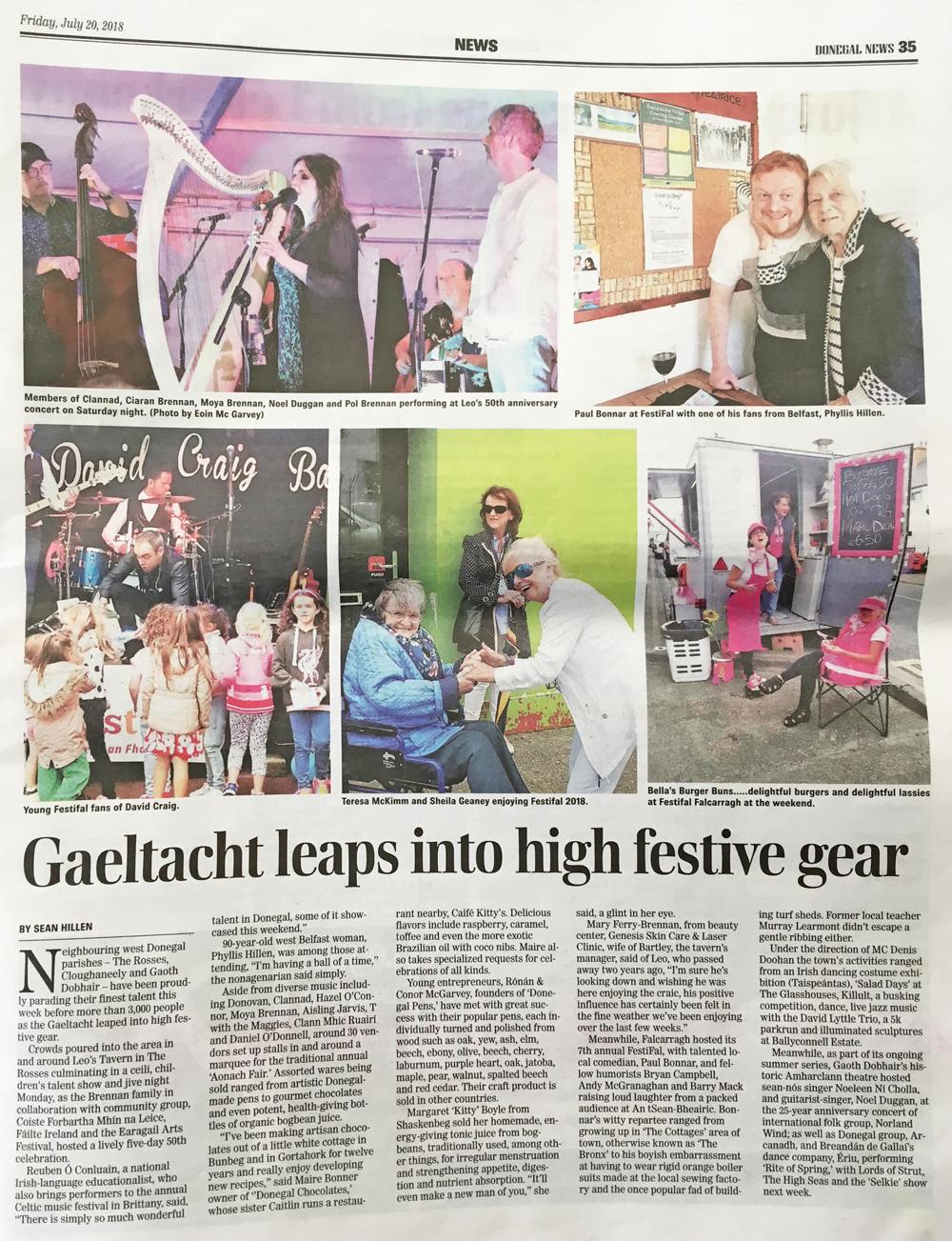 Sean Hillen Donegal gaeltacht, donegal gaeltacht,