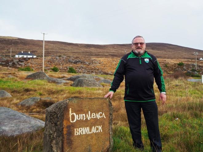 John Sheamais O'Fearraigh Sinn Fein