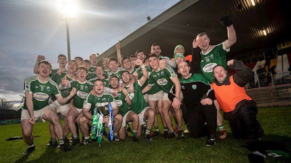 Gweedore win in Irish Examiner