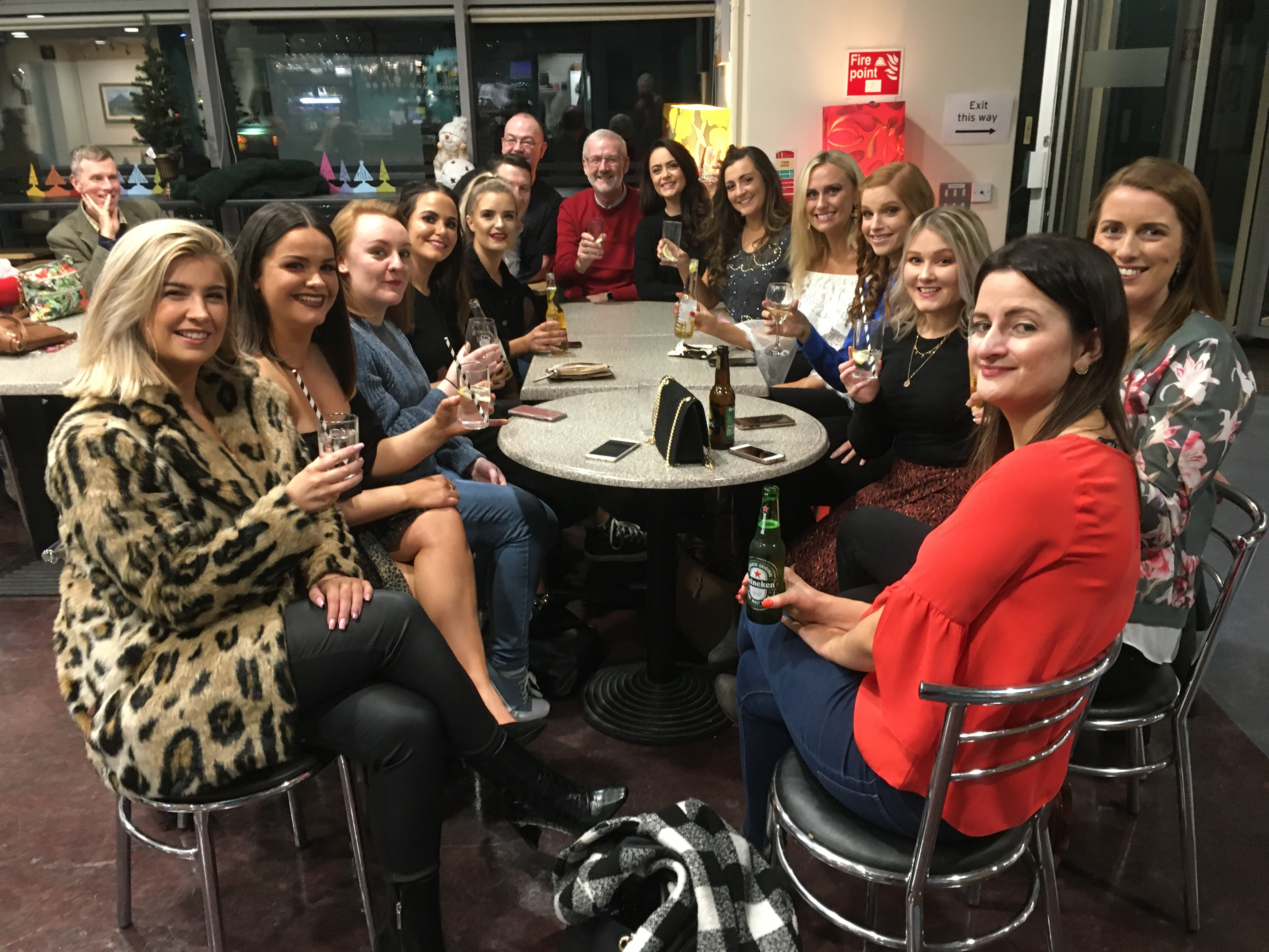 An Grianan anniversary, Donegal theatre, Letterkenny Music and Drama Society