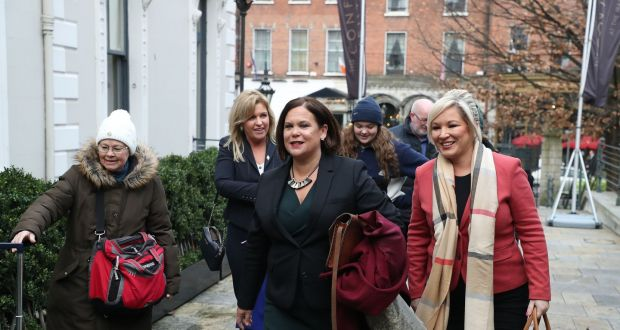 Mary Lou McDonald, elections 2020