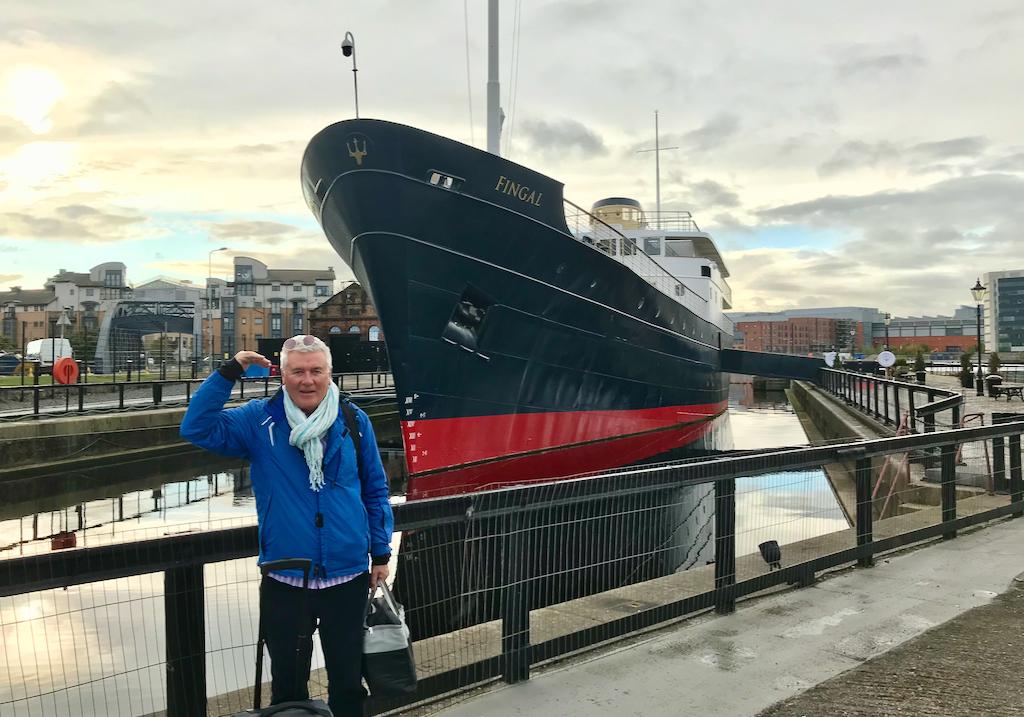 Sean Hillen travel writer, travel writing workshop
